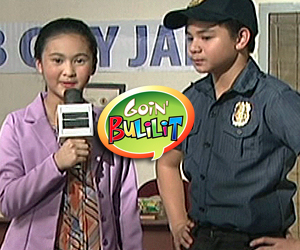 WATCH: Goin' Bulilit kids nag-uulat para sa Recycled News