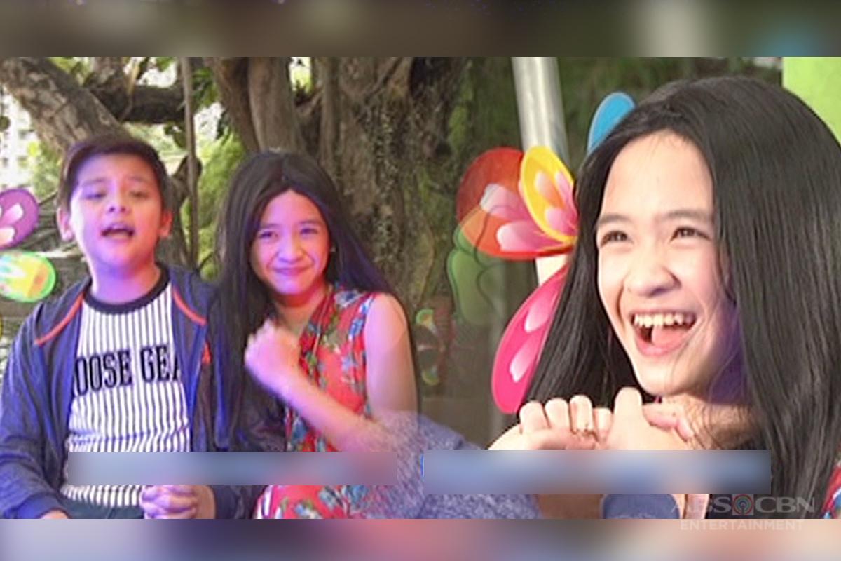Goin Bulilit's version of Mahal Kita Kasi Music Video