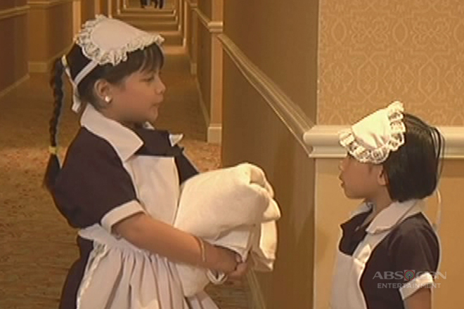 WATCH: Chambermaid