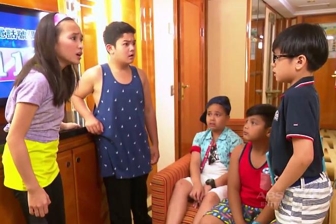 Pamilya Cruz: JB, Marco at CX, ipinaalam sa kanilang magulang ang pagkawala ng bunsong kapatid