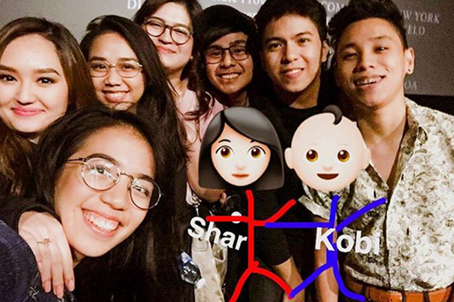 Missing them together? Goin' Bulilit graduates turned real life bestfriends