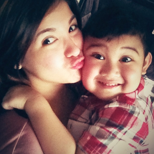 IN PHOTOS: Goin Bulilit's Nathan with his growing family