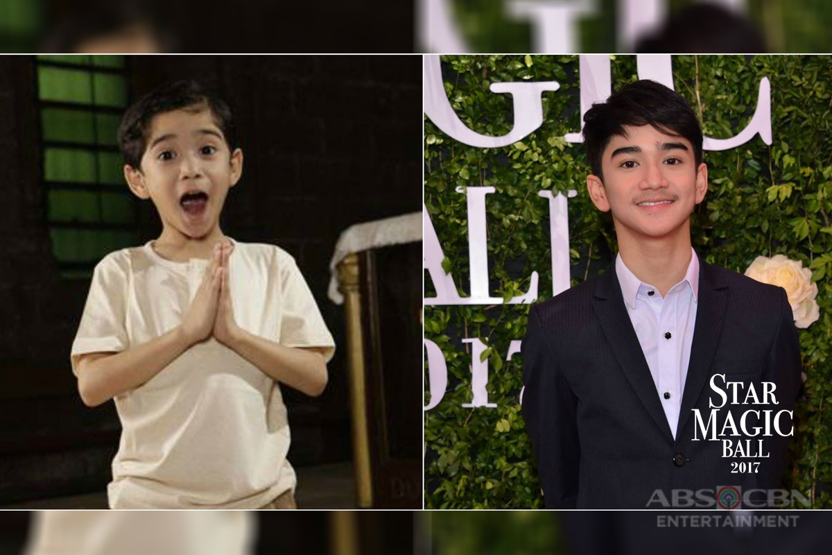 Goin Bulilit graduates hit the Star Magic Ball 2017 red carpet dressed to the nines