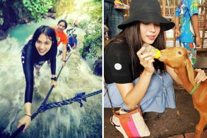 MUST-SEE PHOTOS: What makes Goin' Bulilit Graduate Julia Montes busy