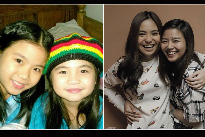 Here are the photos of Goin' Bulilit graduates who ended up being FRIENDS FOR LIFE