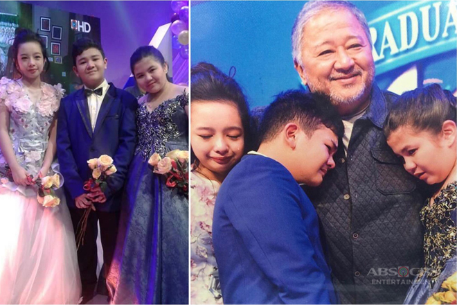 Behind-The-Scenes: Clarence, Mitch, and Bea bid goodbye to Goin' Bulilit Family