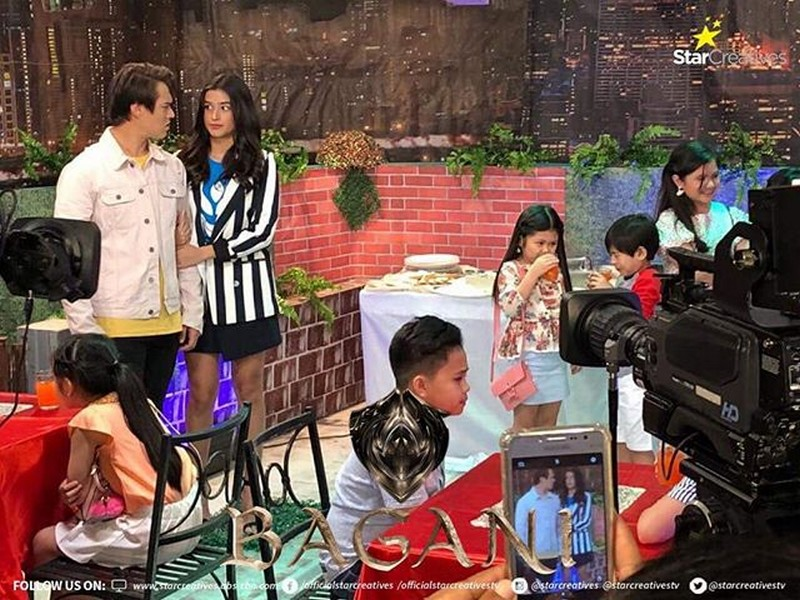 Behind-the-scenes: #GBMainit with Liza and Enrique