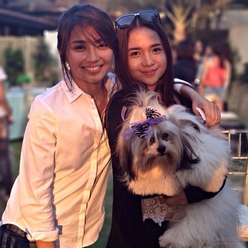 RARE but REAL photos of Goin' Bulilit graduates Kathryn and Kristel that define their friendship!
