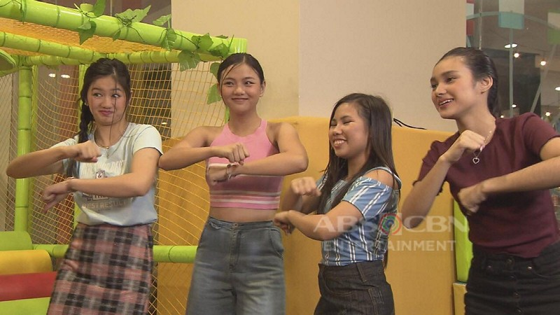 PHOTOS: PBB Otso Batch 1 Teen Big 4, handa na makikulit kasama ang Goin' Bulilit kids