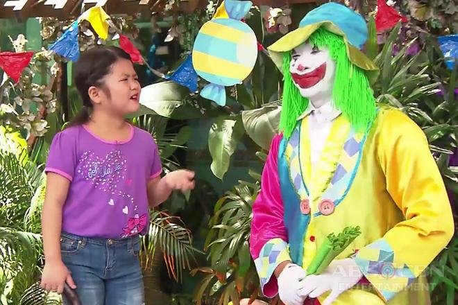 Isang Talong, Isang Sagot: Clown