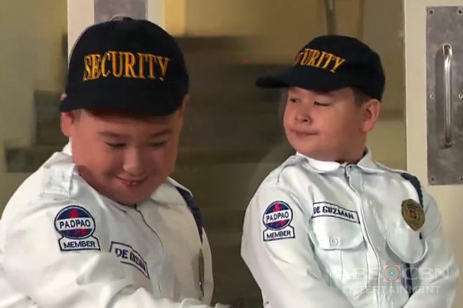 Goin' Bulilit's: 'Edo' Th Security Guard