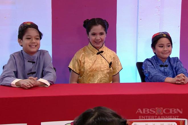 Goin' Bulilit: Chinese Version ng ilan sa mga ABS-CBN shows