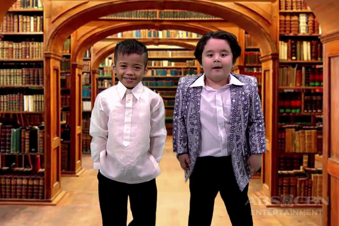 Goin' Bulilit's: Ang Meaning Mo