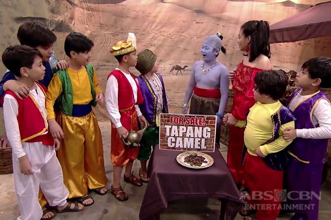 Goin' Bulilit: Nang Lumitaw Ang Genie