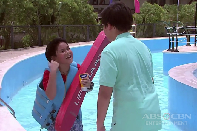 Goin' Bulilit: Safety First Lifeguard
